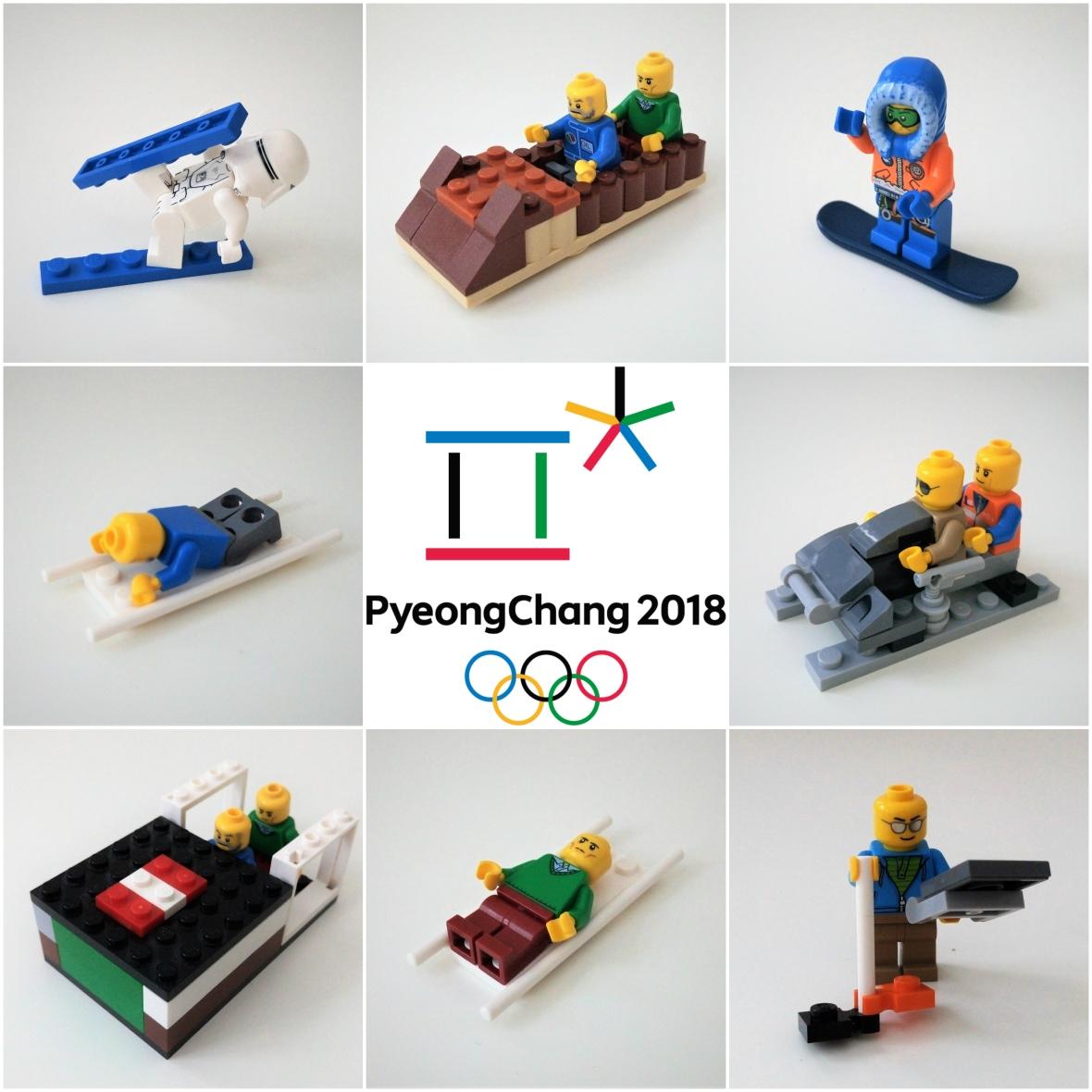 LEGO 2018 olimpiāde